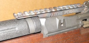 M14 drill & tap mount